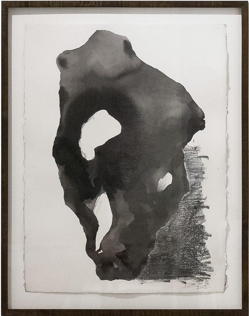 Zhang Jian-Jun,Ink Rock 1