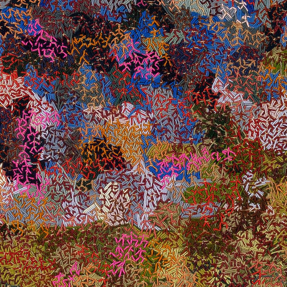 Filipe Rocha da Silva,Fertility Landscape(detail)