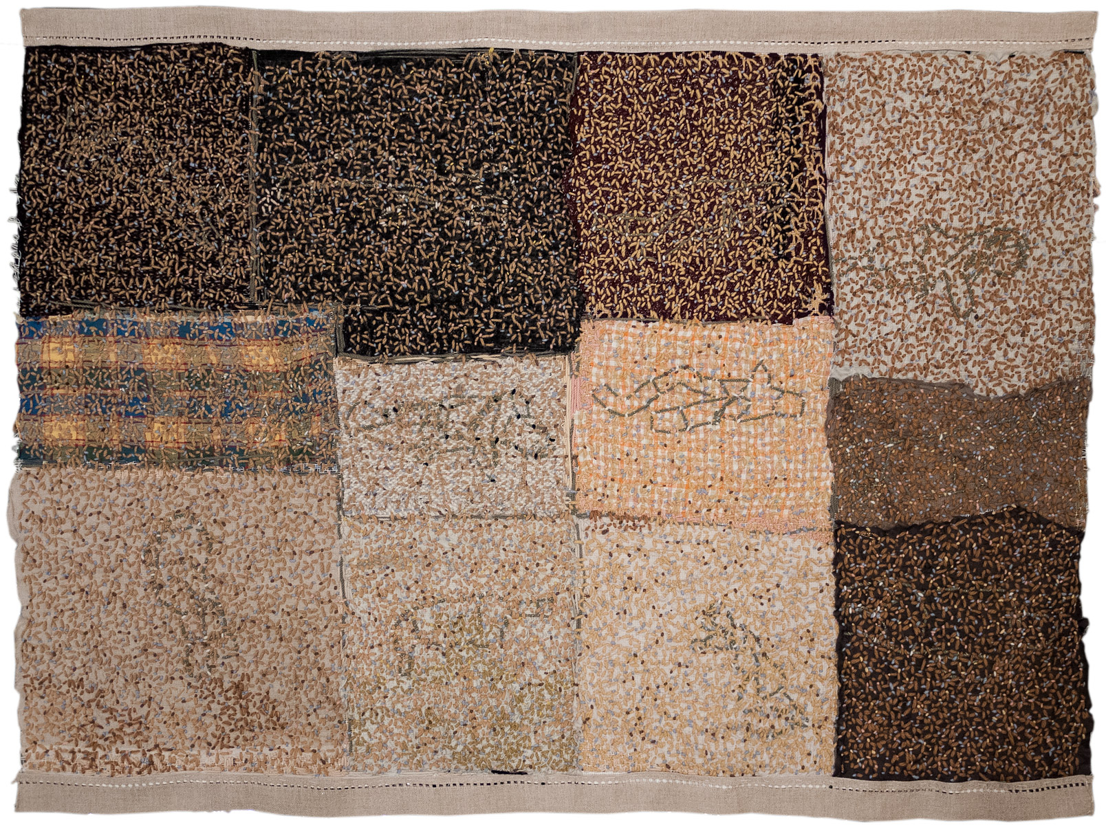 Filipe Rocha da Silva, Fragments of Textile from Prato