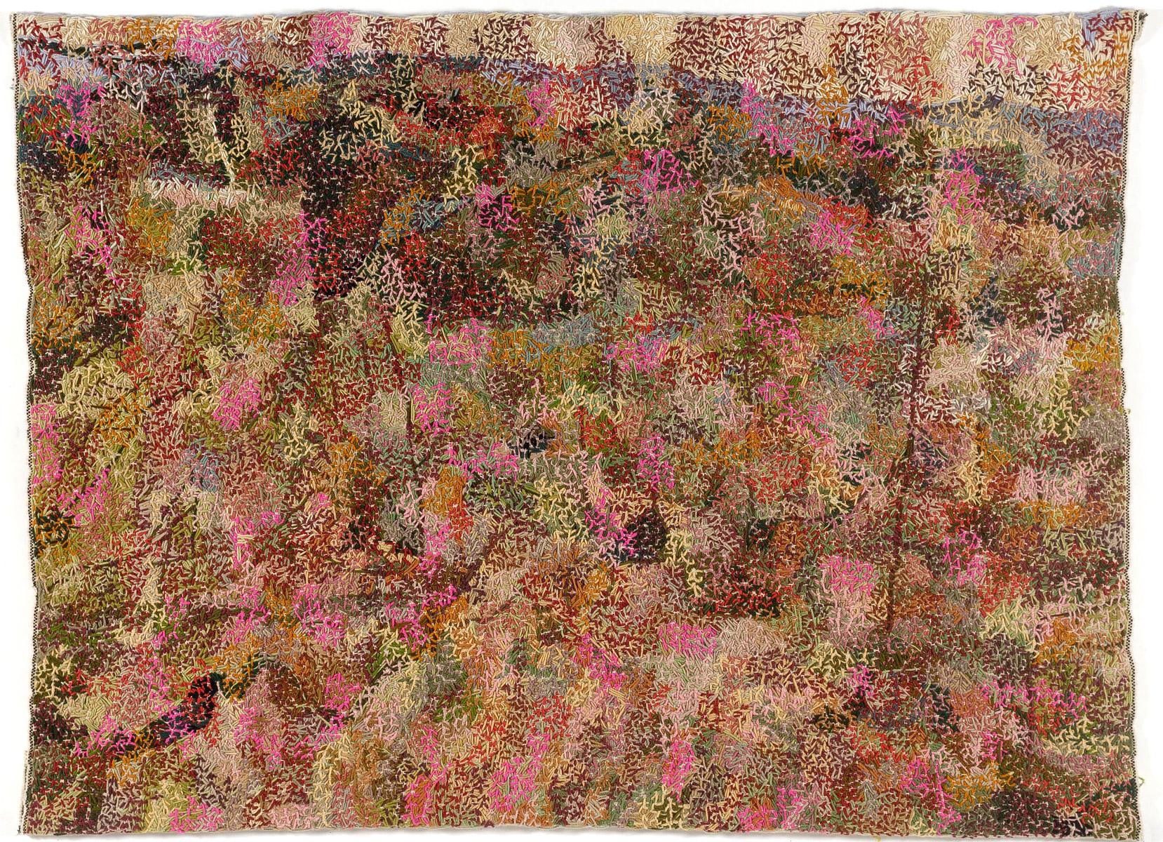 Filipe Rocha da Silva,Fertility Landscape II, 2015