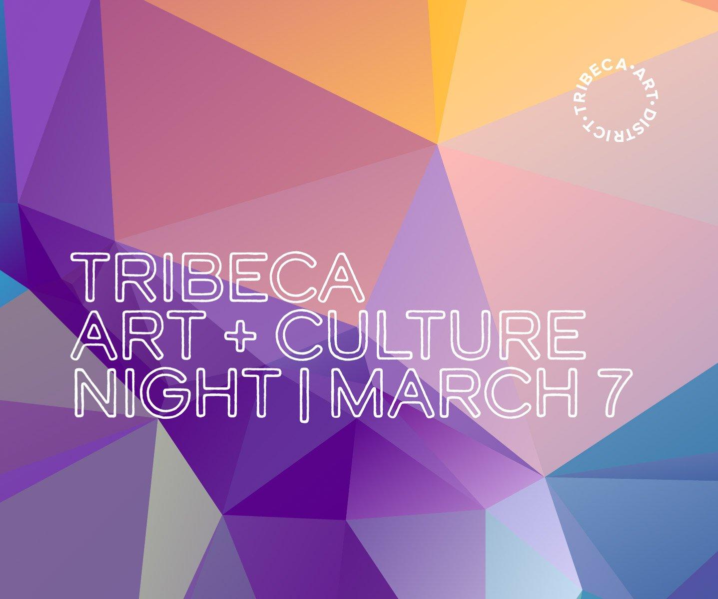 Tribeca Art Night logo